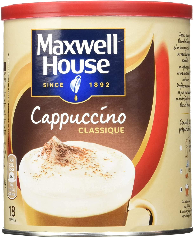 Cappuccino MAXWELL HOUSE
