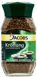 Jacob's Coffee Jacobs Kronung soluble