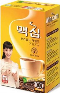 Maxim Mocha Korean Gold
