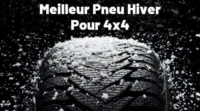 Meilleur Pneu Hiver Pour 4x4