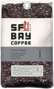 torréfaction française de café Bay Bay