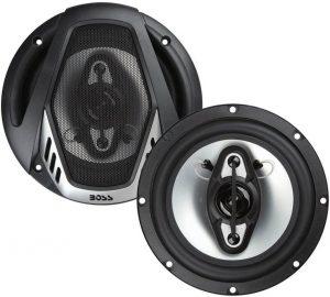 BOSS Audio NX654 Onyx 16.5 cm