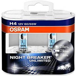 Disjoncteur de nuit Osram H4 P64193