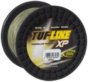 Ligne de pêche tressée Tuf-Line XP