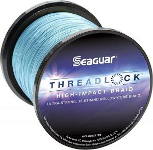 Ligne de pêche tressée Seaguar Thread-Lock