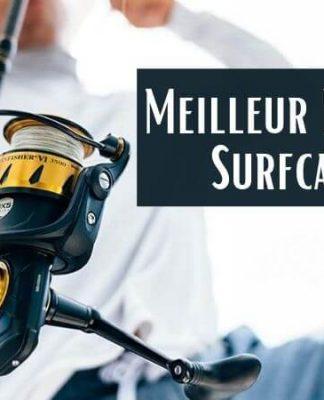 Meilleur Moulinet Surfcasting