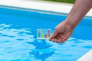 Connaissez le pH de l'eau.