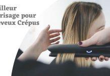 Meilleur Defrisage pour Cheveux Crépus