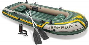 Bateau pneumatique Intex Seahawk pour la pêche