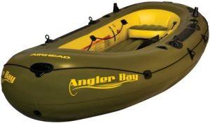 Bateau gonflable AIRHEAD Angler Bay pour la pêche