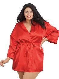 Chemise grande taille Dreamgirl avec robe