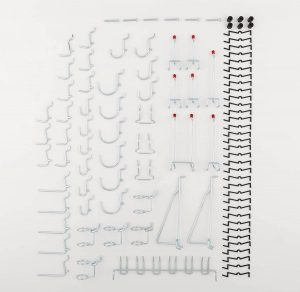 Crochet Stanley 819841 pour panneau perforé