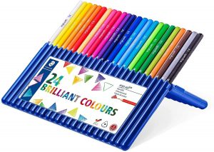 Crayons de Couleur Staedtler Ergosoft pour Adultes