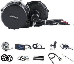 Kit de Conversion BAFANG BBS02B pour Vélos Electriques