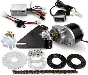 Kit de Conversion pour Vélo Electrique L-Fast 24V36V250W