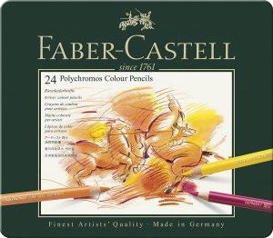 Crayons de Couleur Faber-Castell