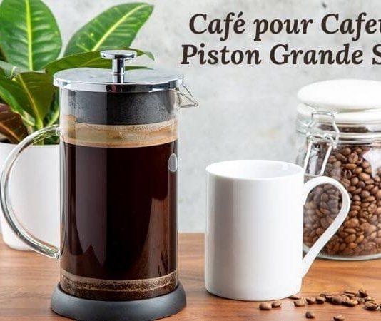 Café pour Cafetière à Piston Grande Surface