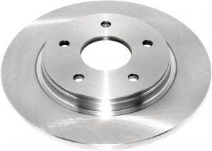 Disque de frein à disque arrière DuraGo BR900526