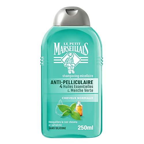 Essayez les shampooings antipelliculaires