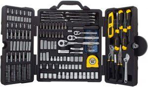 Kit d'outils de mécanique STANLEY