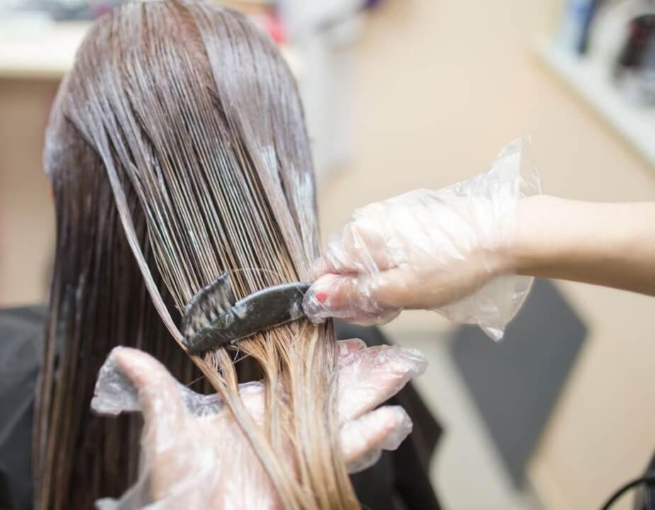 Faites décolorer vos cheveux
