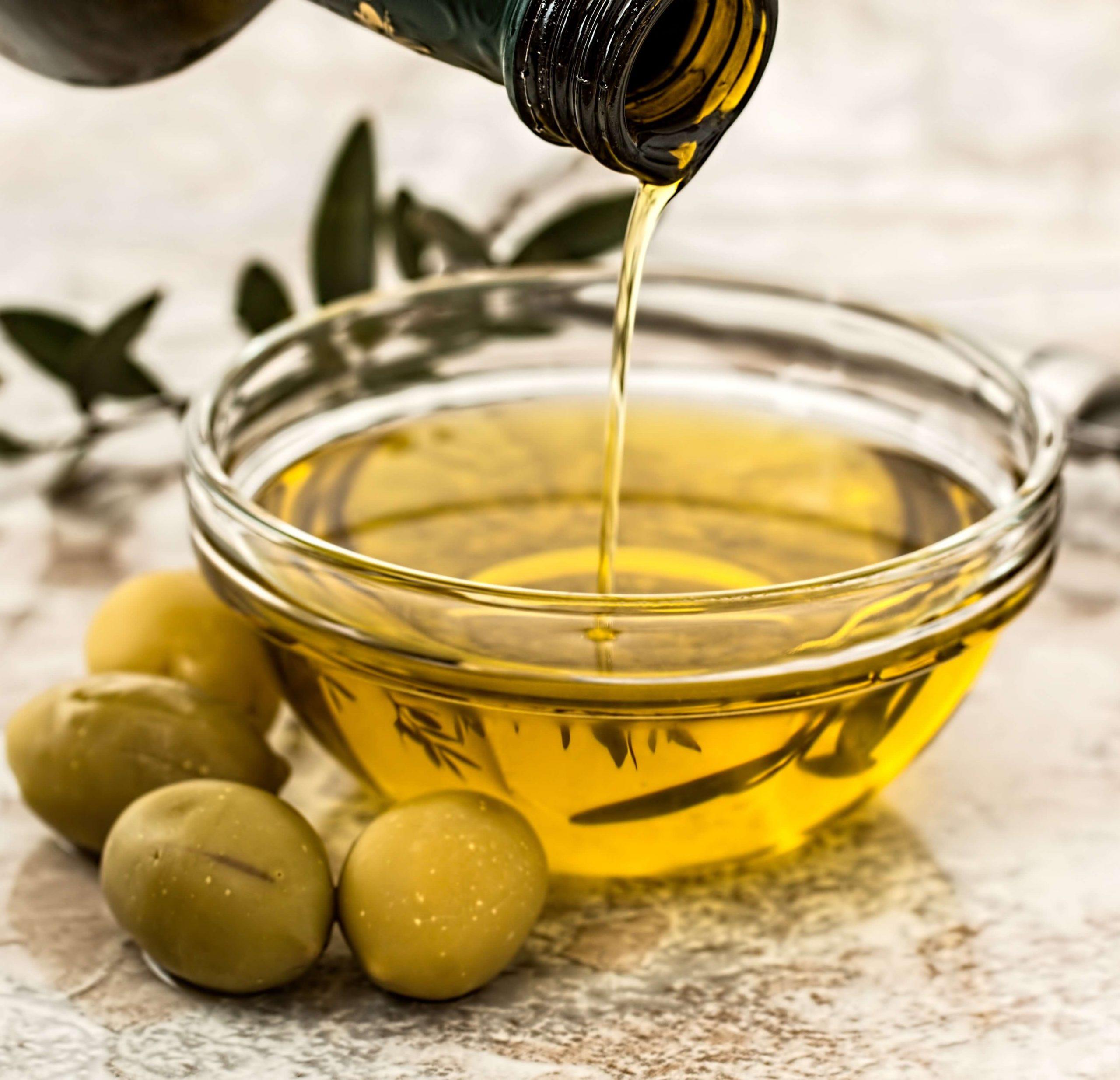 Obtenez un traitement à l'huile chaude