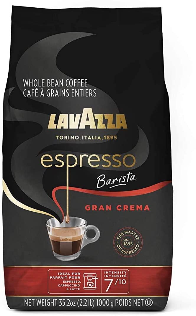 Café en grains entiers Lavazza Gran Espresso