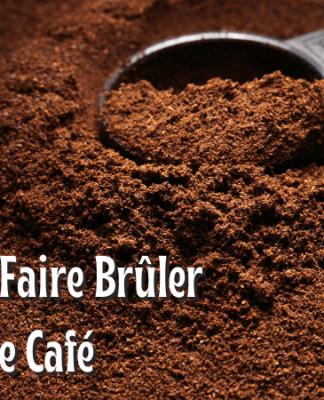 Comment Faire Brûler Du Marc De Café