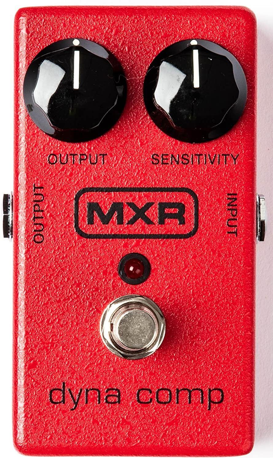Compresseur de guitare MXR M102 Dyna Comp