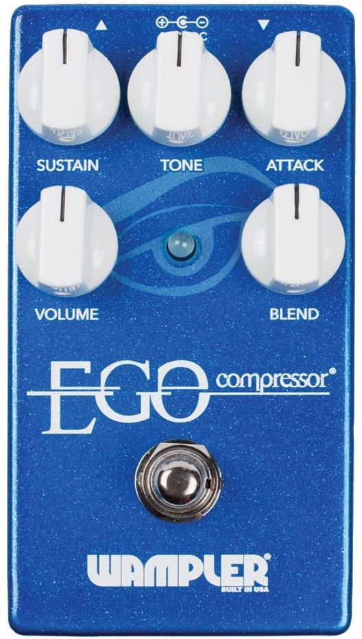Compresseur de guitare Wampler Ego V2