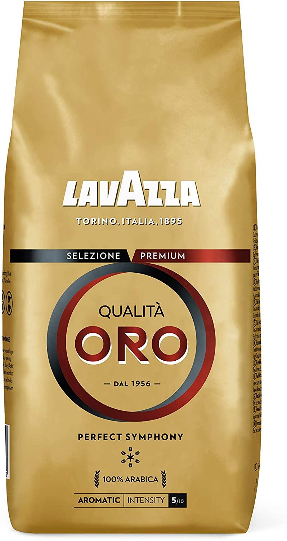 Grains de café Lavazza Qualita Oro