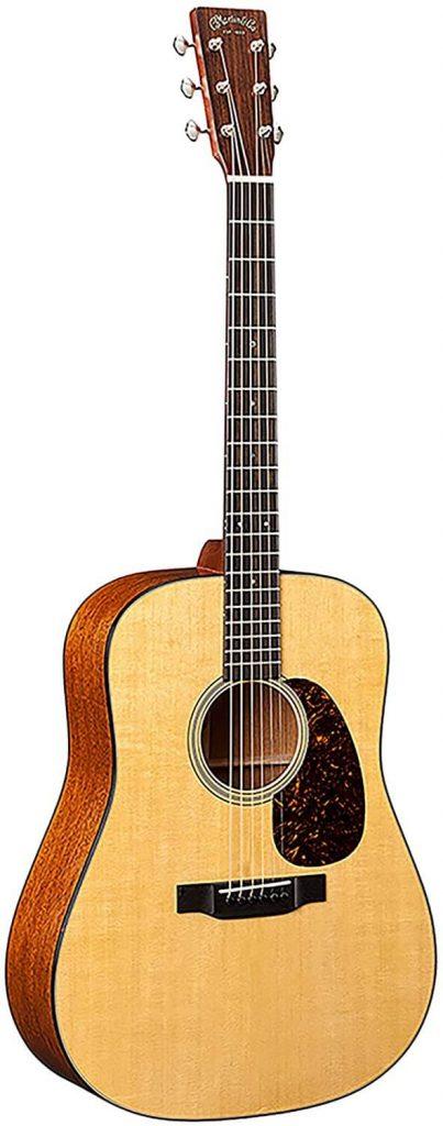 Guitare acoustique Martin D-18