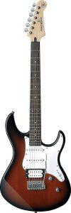 Guitare électrique polyvalente Yamaha Pacifica 112V