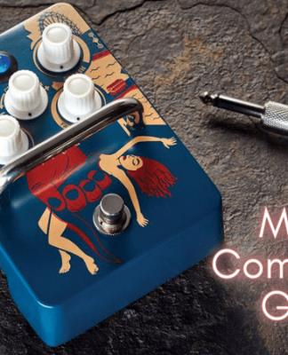 Meilleur Compresseur Guitare