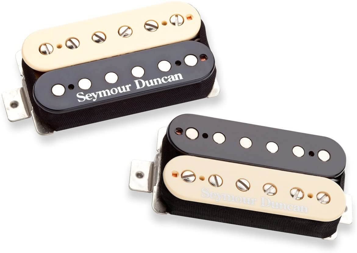 Micros guitare électrique Seymour Duncan Pearly Gates