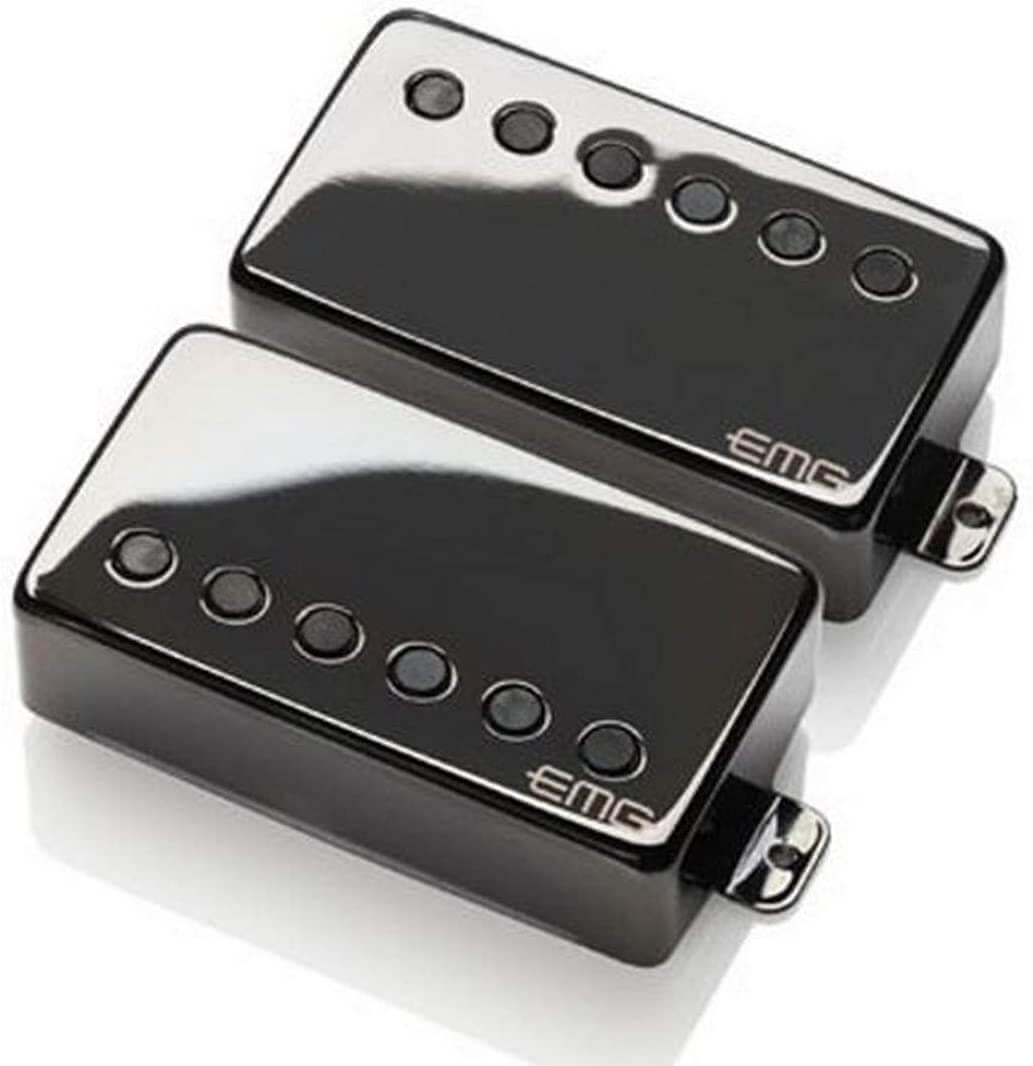Micros pour guitare électrique EMG JH James Hetfield