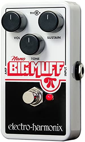 Pédale Electro-Harmonix Nano Big Muff