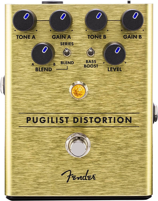 Pédale de distorsion Fender Pugilist