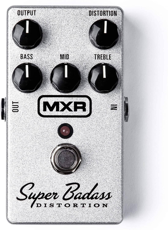 Pédale de distorsion MXR M75 Super Badass
